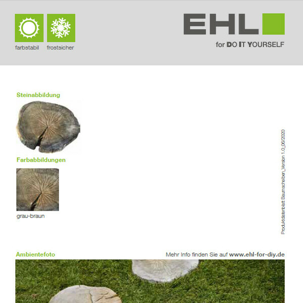 DIY Produktdatenblatt Vorschaubild Baumscheiben