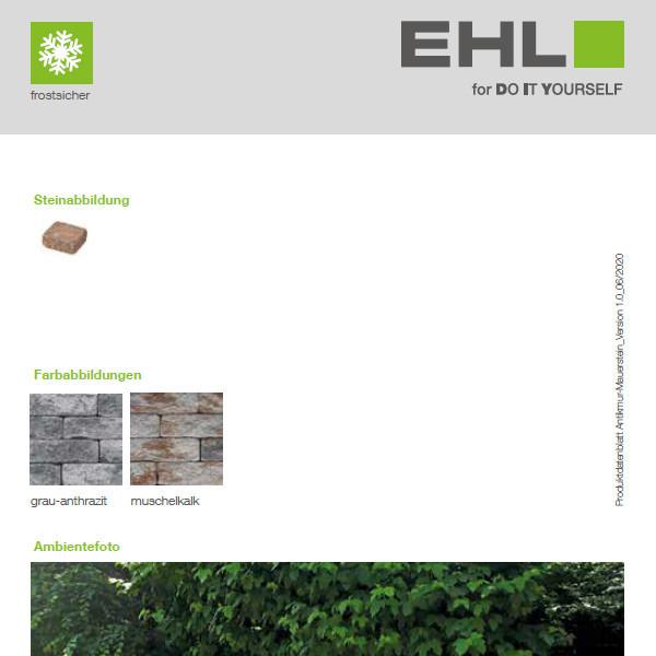 DIY Produktdatenblatt Vorschaubild Antikmur Mauerstein