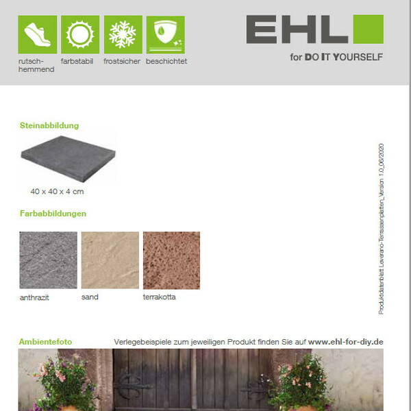 DIY Produktdatenblatt Vorschaubild Leverano
