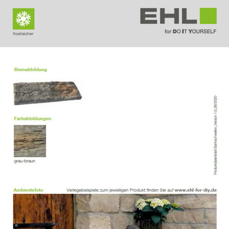 DIY Produktdatenblatt Vorschaubild Bahnschwellen