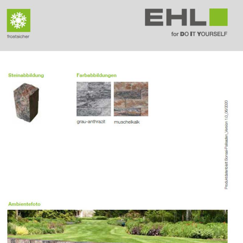 DIY Produktdatenblatt Vorschaubild Bonsai Palisaden