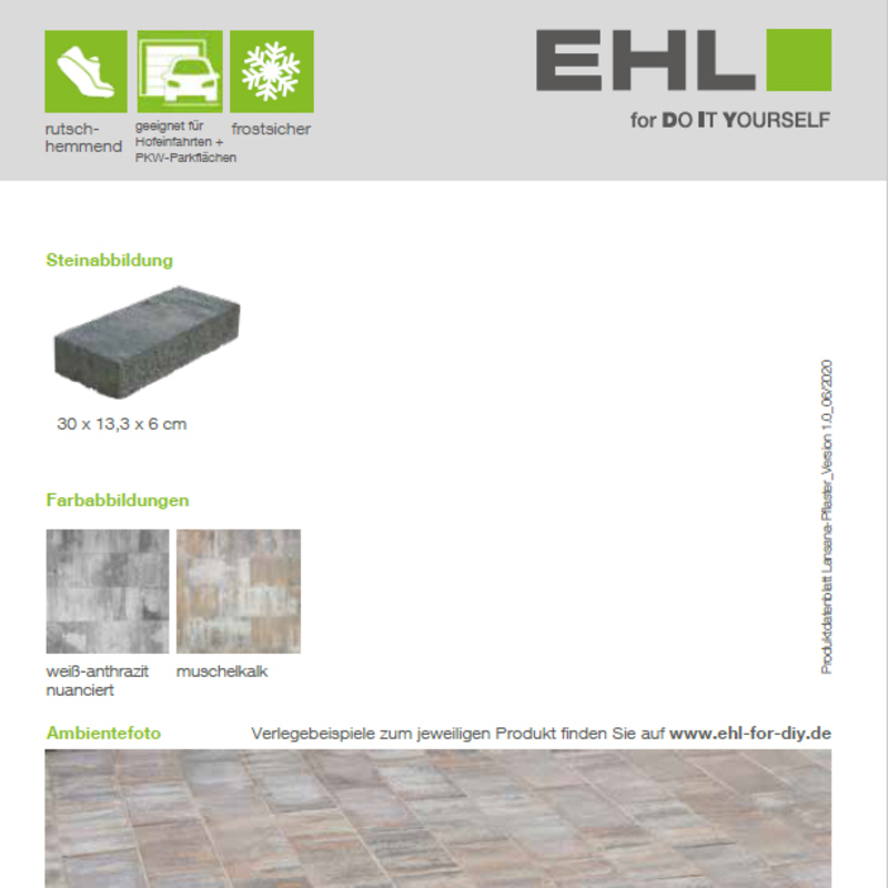 DIY Produktdatenblatt Vorschaubild Lansana Pflaster
