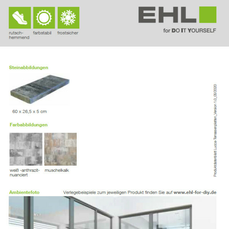 DIY Produktdatenblatt Vorschaubild Lucca Terrassenplatten