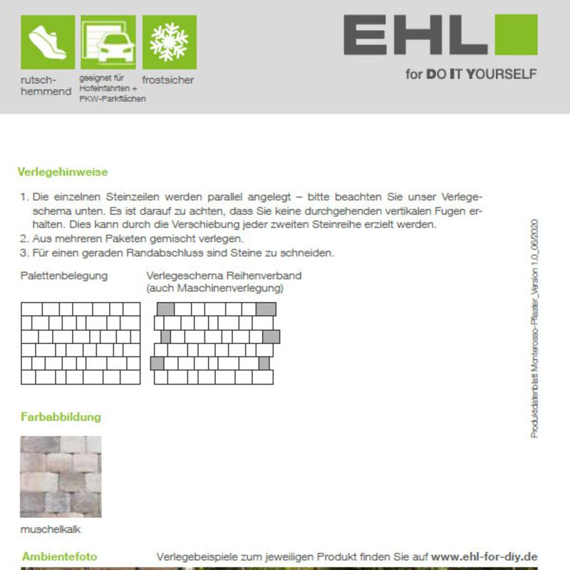 DIY Produktdatenblatt Vorschaubild Monte Rosso