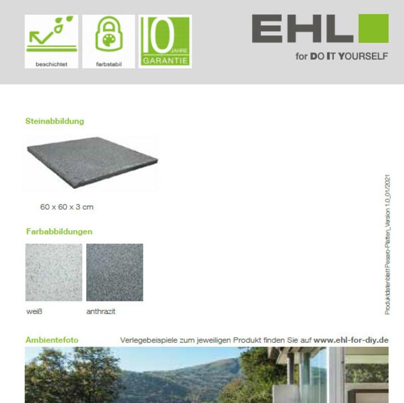 Produktdatenblatt Pesaro-Terrassenplatten