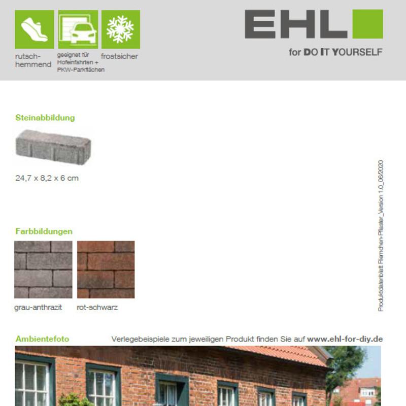 DIY Produktdatenblatt Vorschaubild Riemchenpflaster