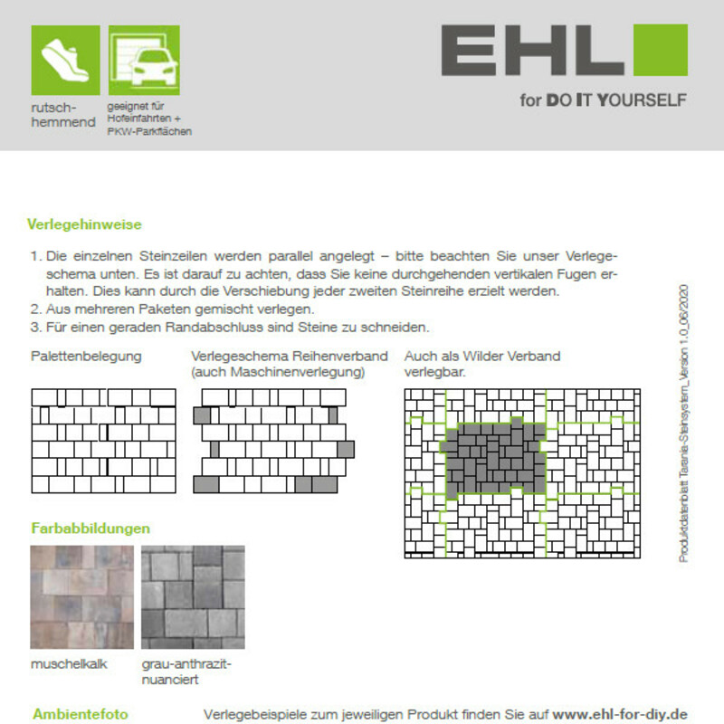 DIY Produktdatenblatt Vorschaubild Tarania