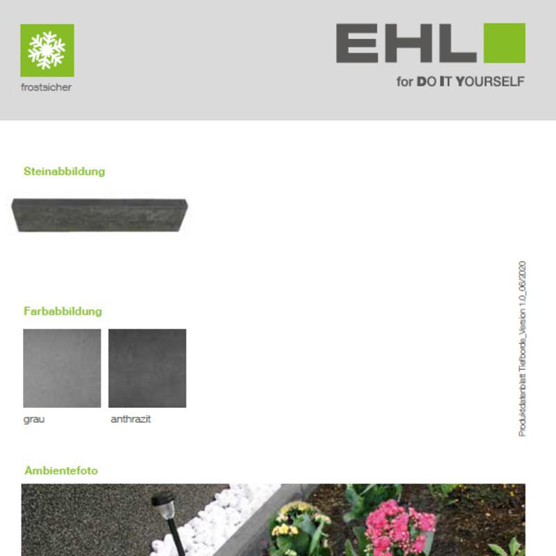 DIY Produktdatenblatt Vorschaubild Tiefborde
