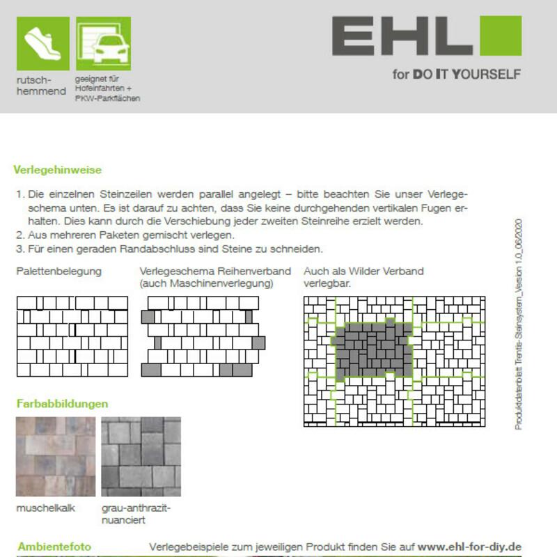 DIY Produktdatenblatt Vorschaubild Trentis