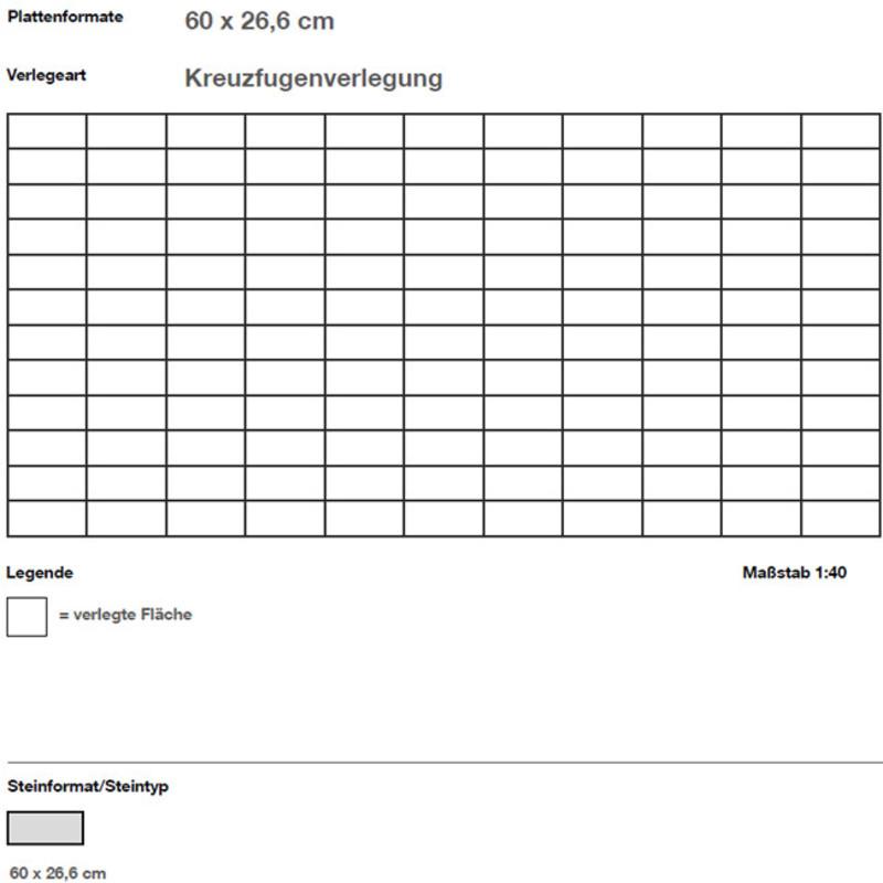 DIY Verlegebeispiel Skizze 693