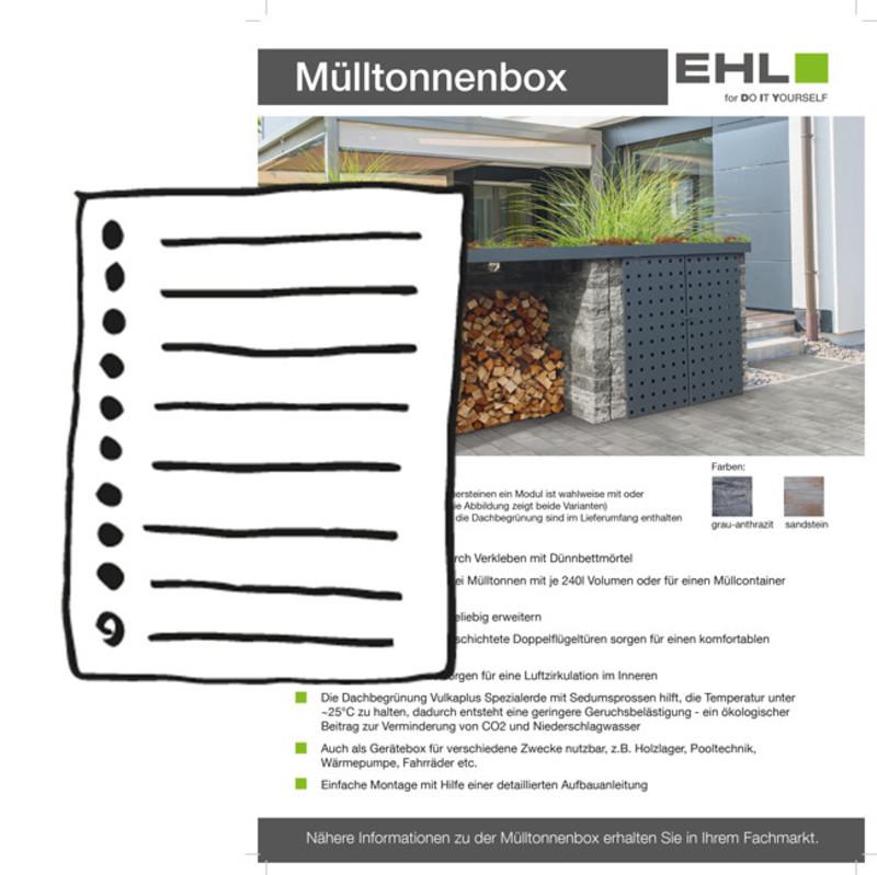 Vorschaubild Aktionsflyer Mülltonnenbox