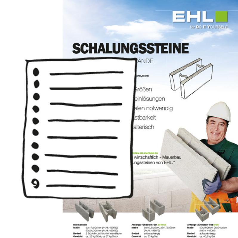 Vorschaubild Flyer Schalungsstein