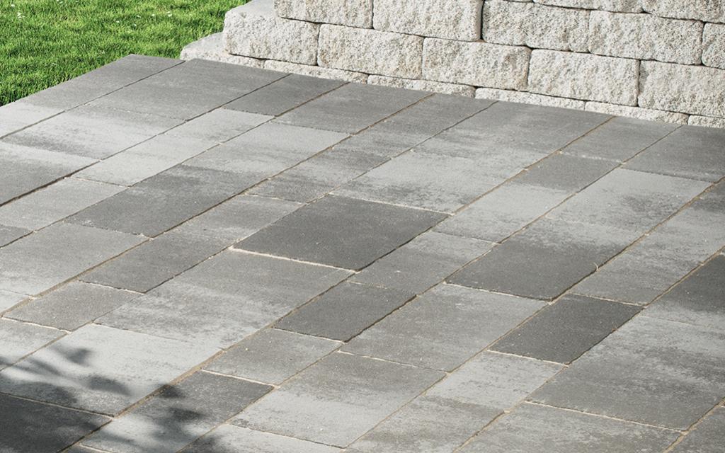 Multiforma Pflaster schmale Steine