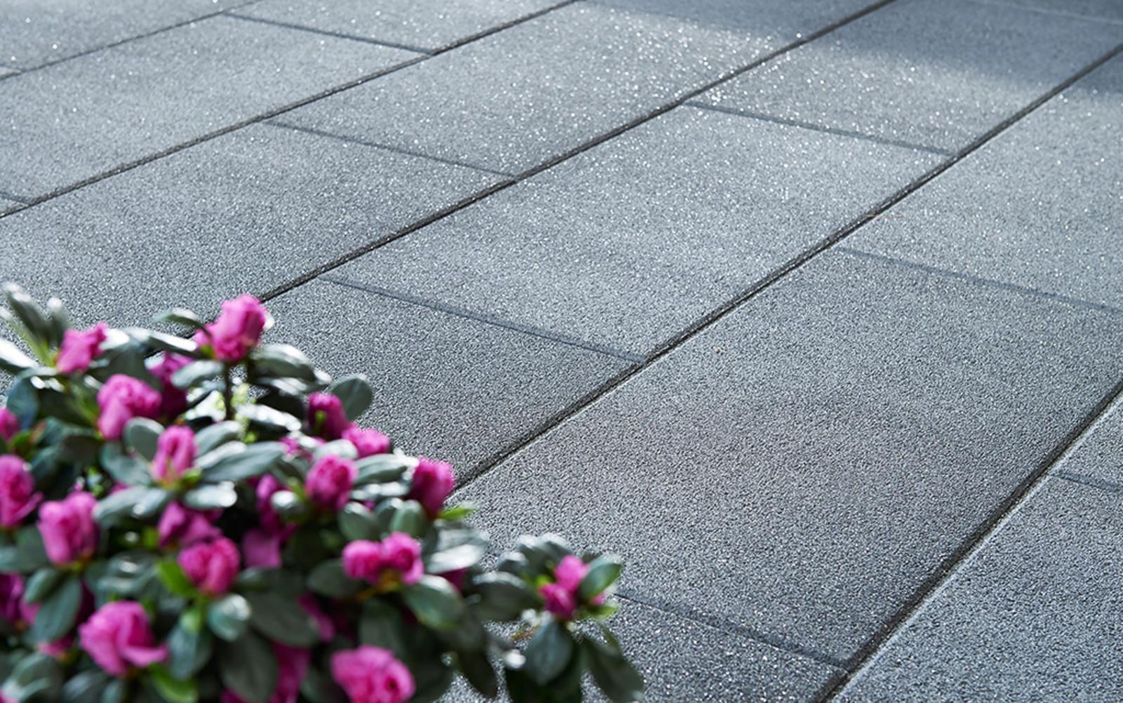 Terrassenplatte Altano anthrazit