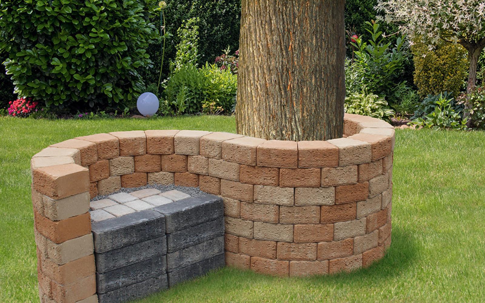 S-Form- Sitzbank Baukasten