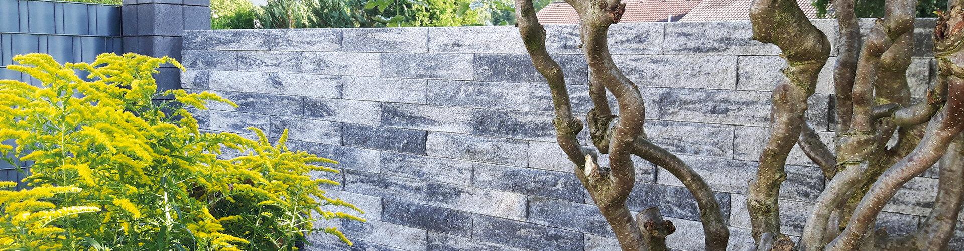 Anbario Mauer