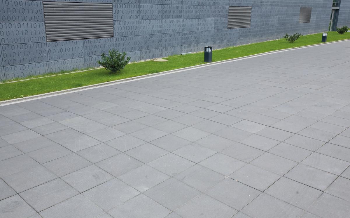 Terrassenplatten quadratisch