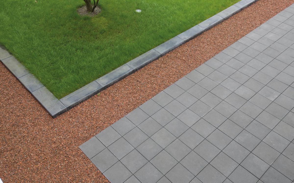 Gartenweg Platten