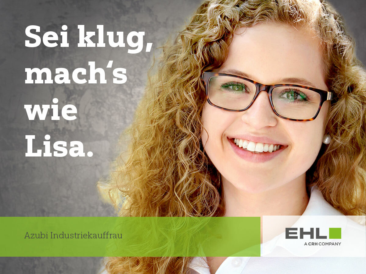 Azubi Industriekauffrau EHL