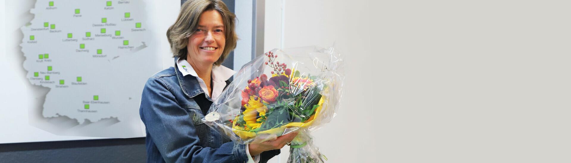 Antje Bauer 35 Jahre