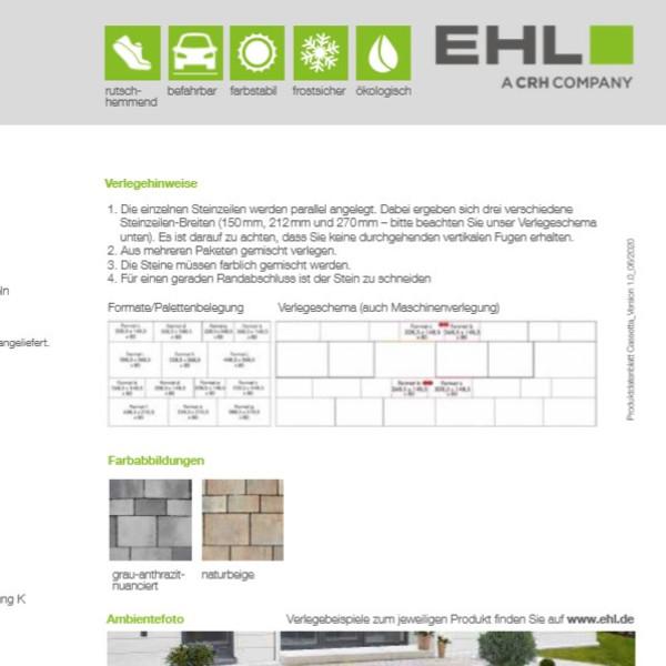 EHL-Datenblatt-Cassetta