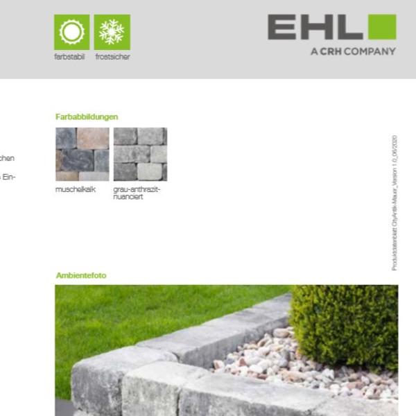 EHL-Datenblatt-CityAntik Mauer