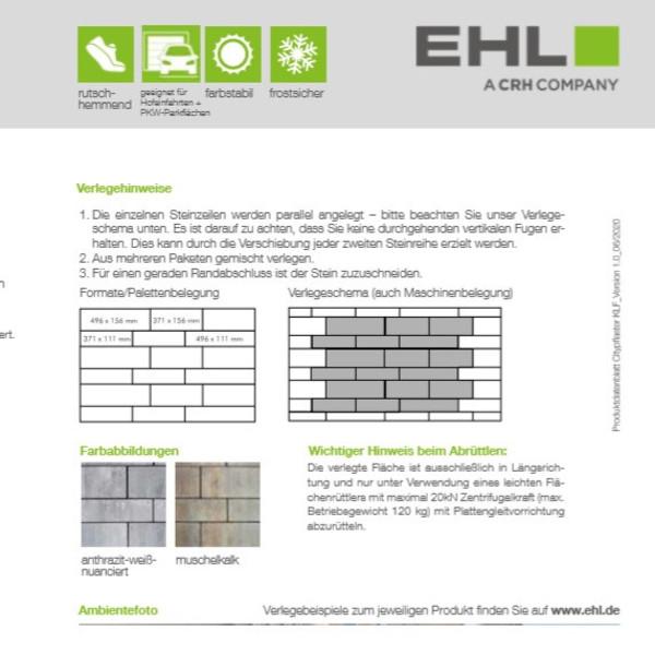 EHL-Datenblatt-Citypflaster Kombi Lang