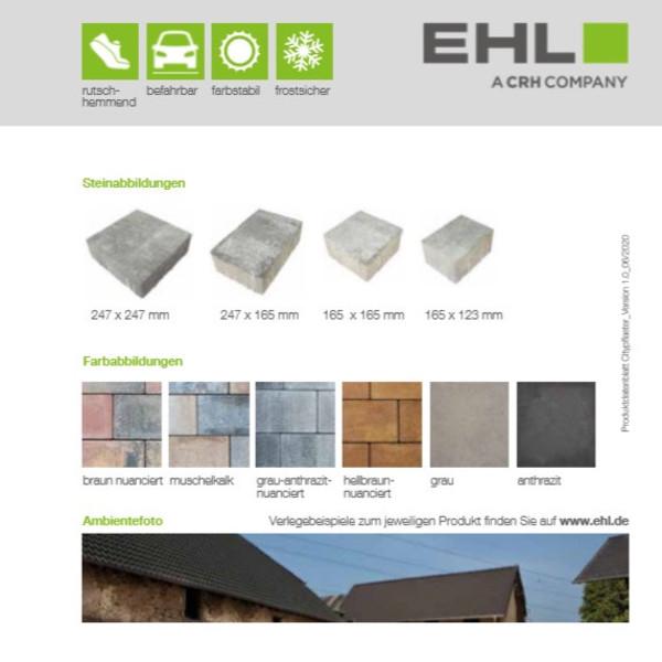 EHL-Datenblatt-Citypflaster