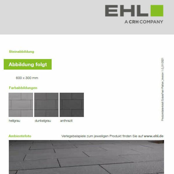 EHL Datenblatt EstaraFeel-Platten