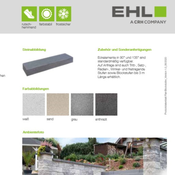 EHL-Datenblatt-Flair Blockstufen