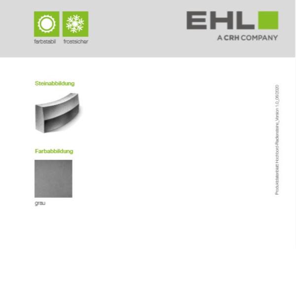 EHL-Datenblatt-Hochbord-Radien