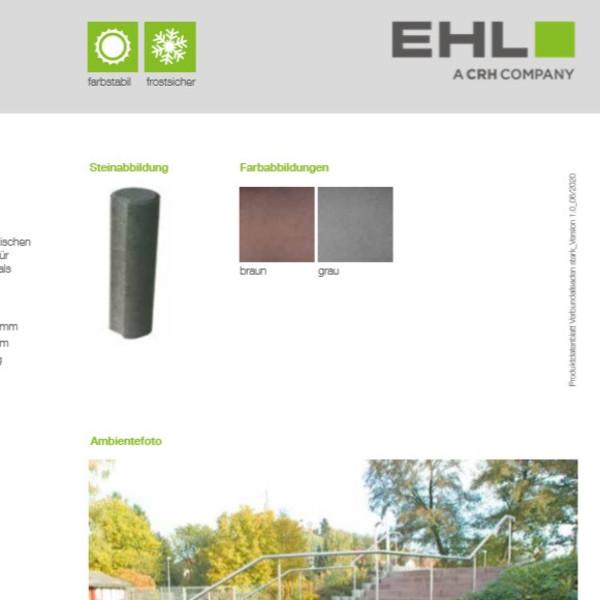 EHL-Datenblatt-Verbundpalisade stark