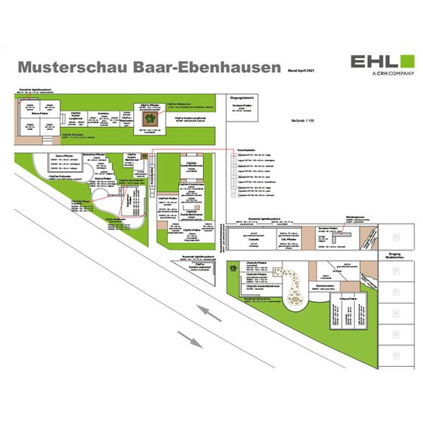 Musterschauplan Baar-Ebenhausen