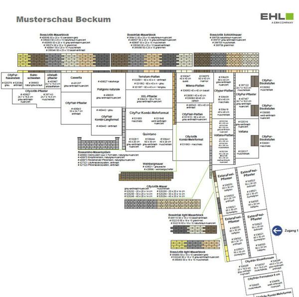 Vorschaubild Musterschauplan EHL Beckum