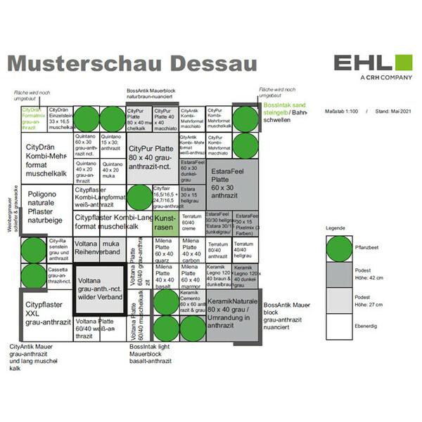 Musterschau Dessau