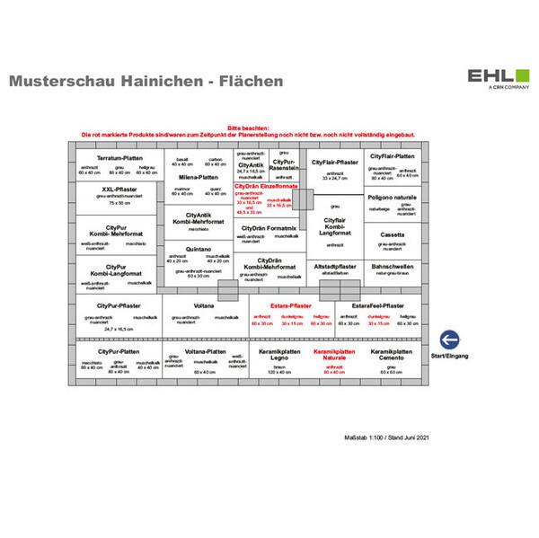 EHL Musterschau  Hainichen