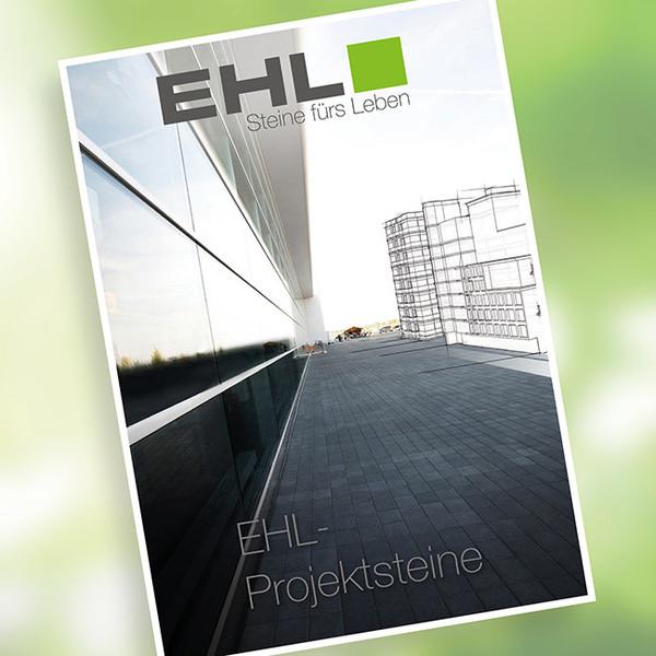 Projektsteine von EHL Broschüre