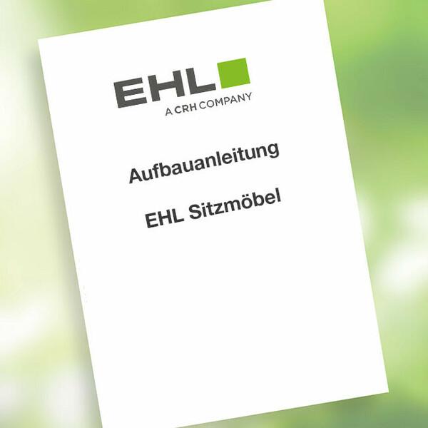 Aufbauanleitung EHL Sitzbänke