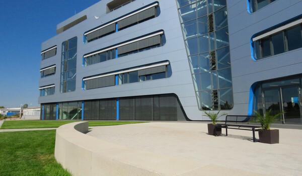 Firmenzentrale FAM Magdeburg