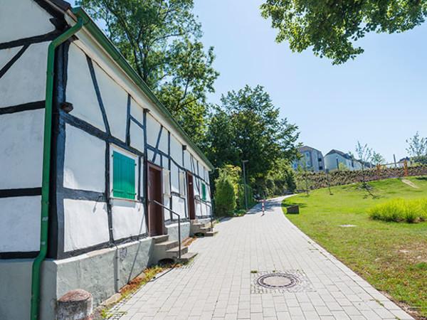 Heiligenhaus im Hefelmannpark