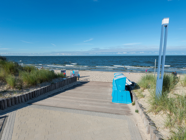 Strandpromenade Usedom