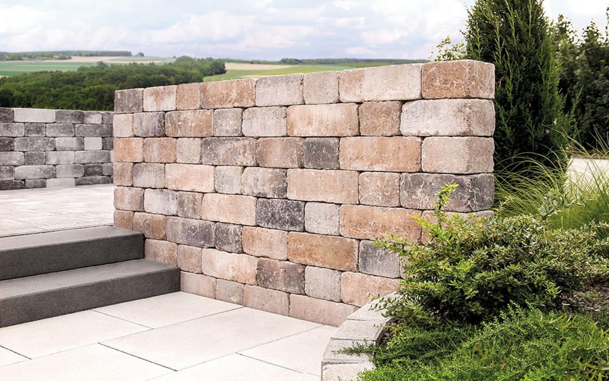 CityAntik-Mauer