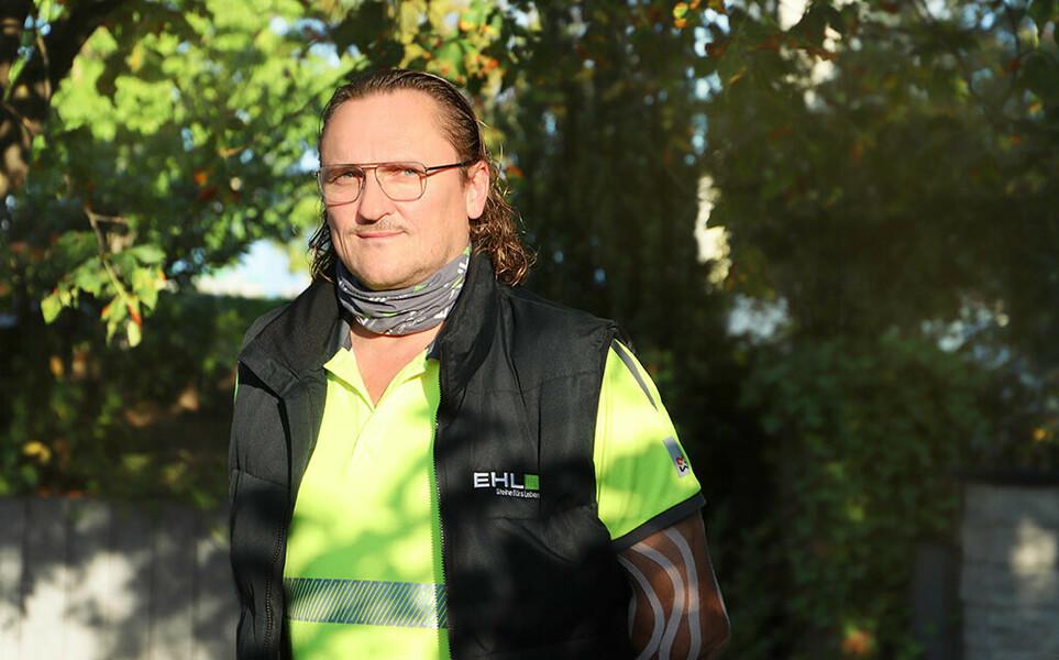 Silvio Grabitz EHL Mitarbeiter