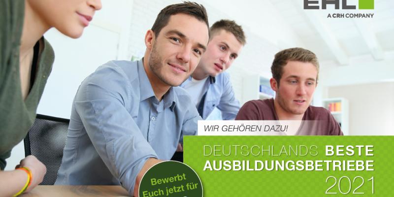 Deutschlands Beste Ausbildungsbetriebe 2021