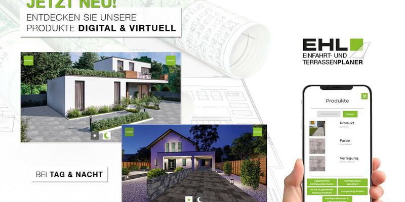 EHL Einfahrt- und Terrassenplaner