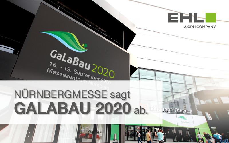 GaLaBau Messe 2020 abgesagt