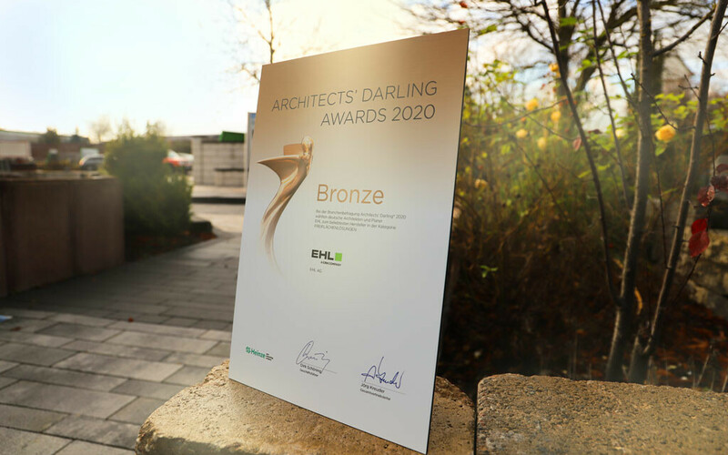 Architects Darling Award EHL