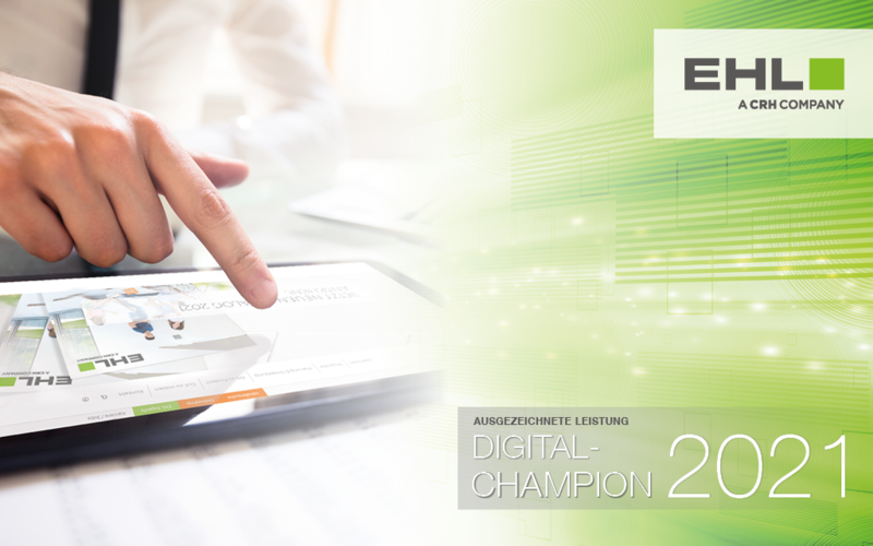 EHL ist Digital-Champion 2021
