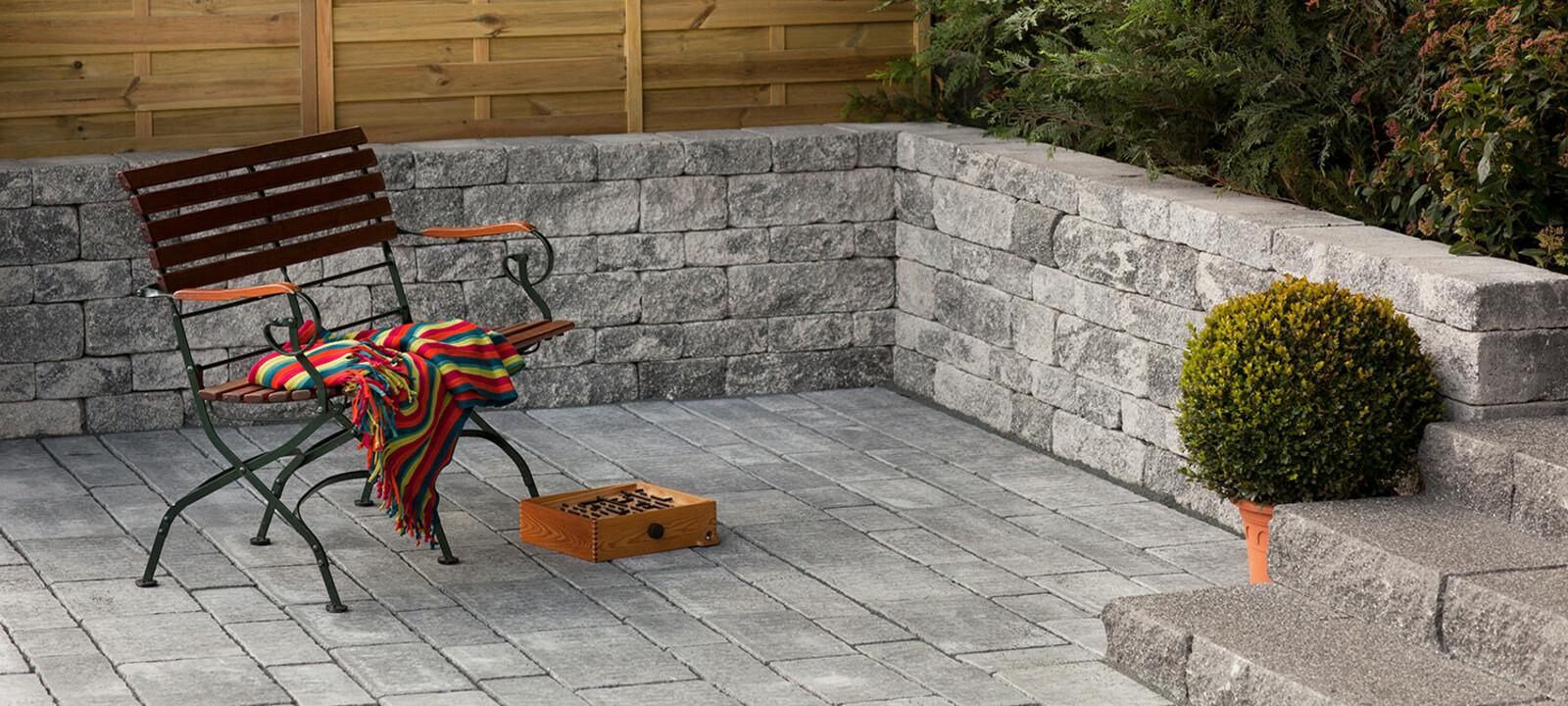 7 Terrasse Sichtschutz Mauer