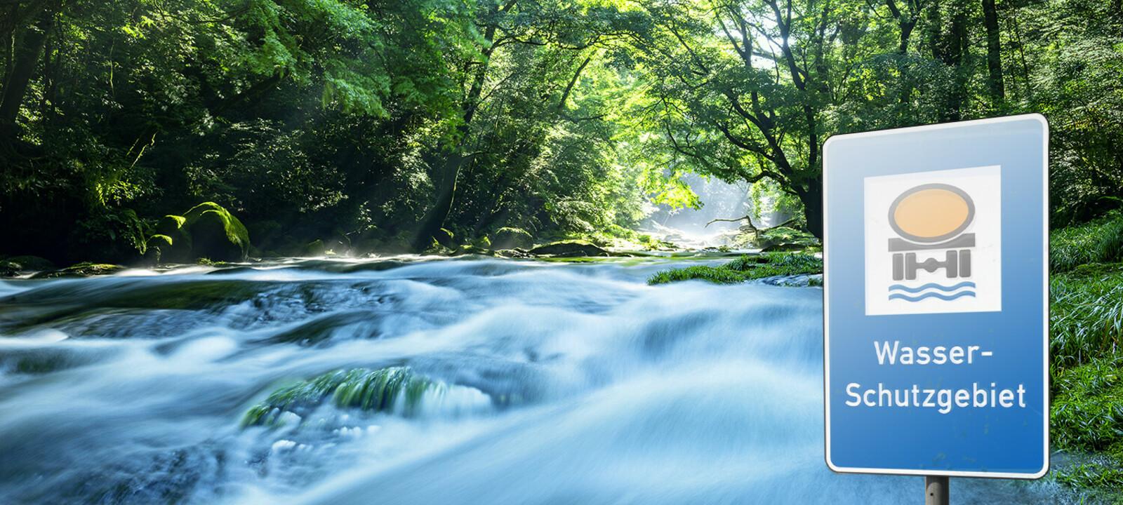 8 Wasserschutzgebiet